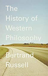 Book cover: A History of Western Philosophy by Bertrand Russell