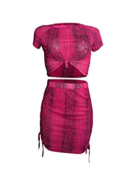 Best party crop top and skirt Reviews