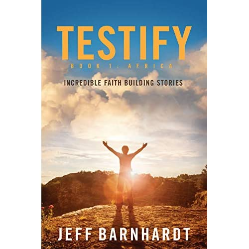 Testify: Incredible Faith Building Stories (English Edition)
