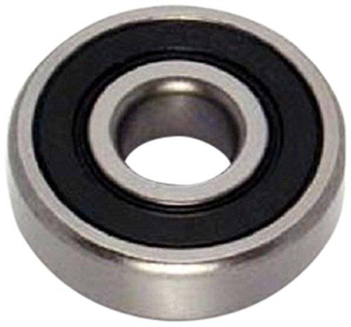 Double Shield 6.35 mm ID 7 mm Width 22 mm OD C3 Fit Peer Bearing 627-ZZ-4-C3 600 Series Radial Bearing