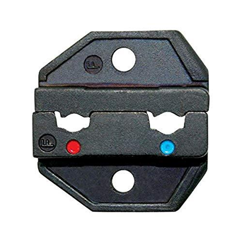Pro'sKit 300-070 Lunar Series Die Set for Insulated Flag Terminals, 1.5 mm² - 2.5 mm² Crimp Size, Multi