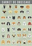 Carnet de Dressage: Canin | Dresser votre Chien & Chiot | Journal d'Apprentissage | Suivez...