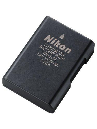 Nikon EN-EL14 Li-Ion Akku für D3100 / D5100 / P7000