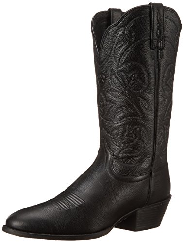 ARIAT Damen Heritage Western R Toe Western Cowboystiefel, (schwarz), 40 EU