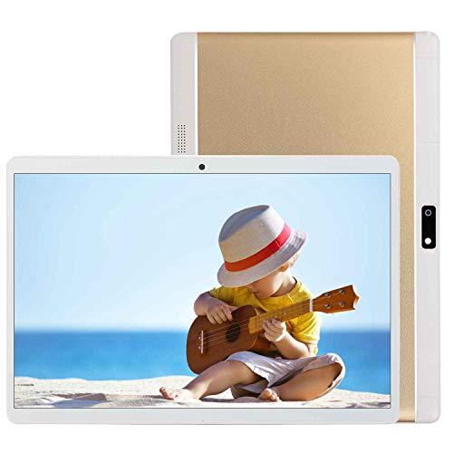 10.1 Inch Tablet Android 9.0 4GB RAM, 64GB ROM, 8MP Rear Camera, Quad Cord, 1280*800 HD IPS Screen, WIFI, GPS, BT4.0, Dual SIM Card Slot