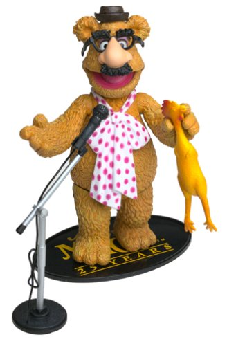 Muppets Show Series #2 Action Figure - Fozzie
