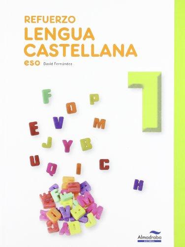 Refuerzo Lengua castellana 1º ESO (Cuadernos de la ESO) - 9788483087916