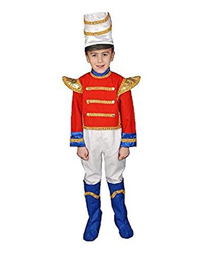 Dress Up America Set de Disfraces de Soldado de Juguete De Lujo