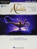 Aladdin: For Alto Sax (Hal Leonard Instrumental Play-along)