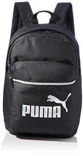 PUMA Unisex Wmn Core Base College Bag Rucksack, Black, Einheitsgröße