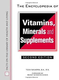 Encyclopedia of Vitamins, Minerals, and Supplements (Facts on File Library of Health & Living)