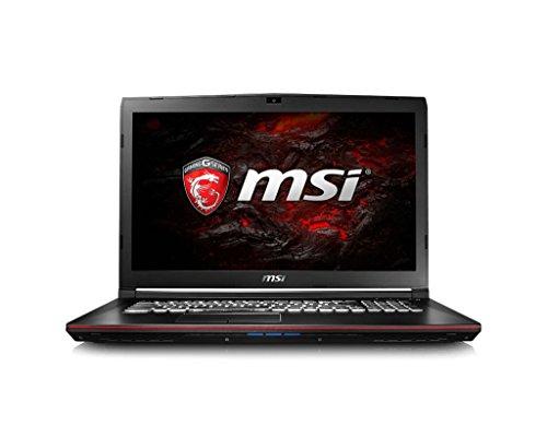 """MSI GP72VR Leopard Pro - Portátil para Gaming de 17.3""""(Procesador i7, 8 GB Ram, USB 3.0, Windows 10), Negro"""
