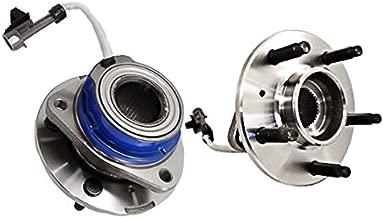 Callahan 513179X2 [2] Pair FRONT Premium Grade [ 5 Lug ABS ] Wheel Hub Bearing Assemblies [ 513179 ]