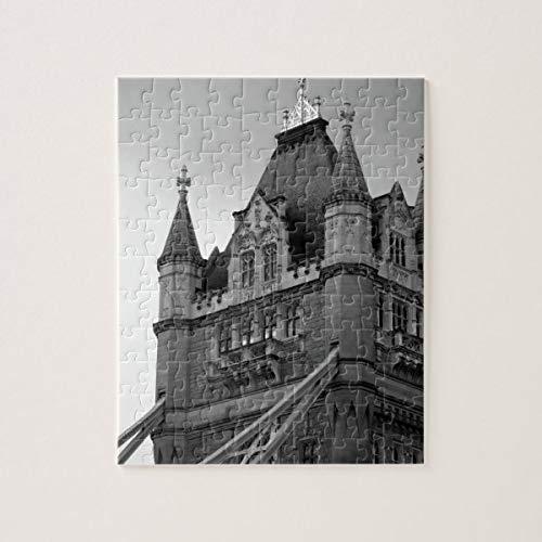 CICIDI London Tower Bridge Close-up Jigsaw Puzzle 1000 Pieces for Adult Entertainment DIY Toys , Graet Gift Home Decor