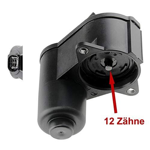 1x Stellmotor Handbremse für Bremssattel Hinterachse links oder rechts für Fahrzeuge mit elektronischer Feststellbremse
