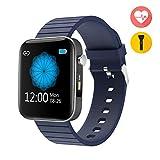 YoYoFit Smartwatch Fitness Armband mit Pulsuhren,Fitness Uhr mit...