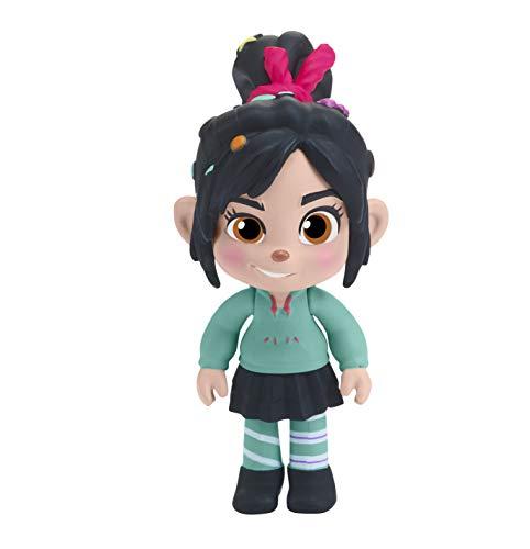 Rompe Ralph-36852 Figuras con Avatar Vanellope, Multicolor (Bandai 36852)