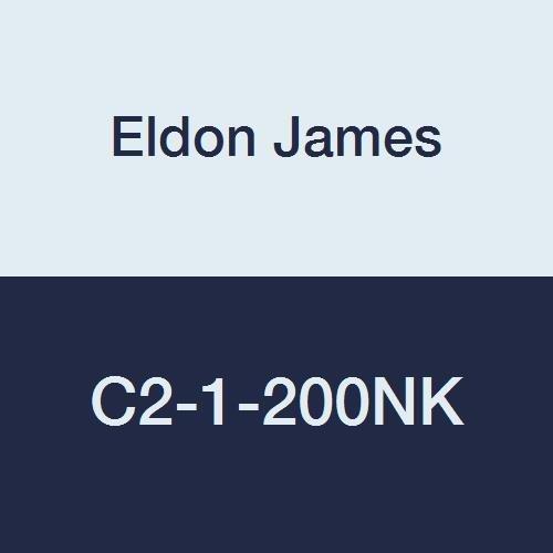 Eldon James C2-1-200NK Natural Excellence Kynar Hos Reduction 8
