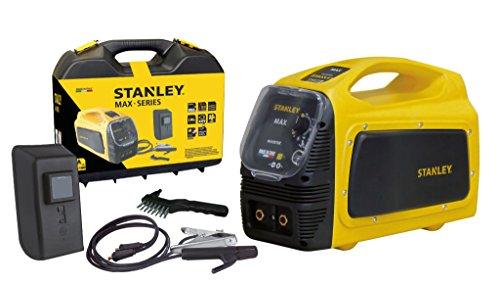 7. Equipo de soldadura Inverter Electrodos Stanley ST-MAX180