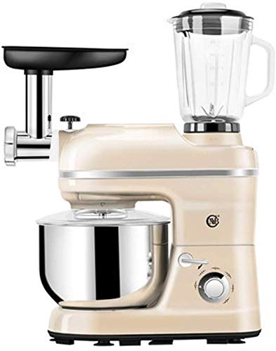 Best Prices! WANGCY Food Mixer Hand Held Electric Professional Food Mixer Food-Grade 304 Stainless S...