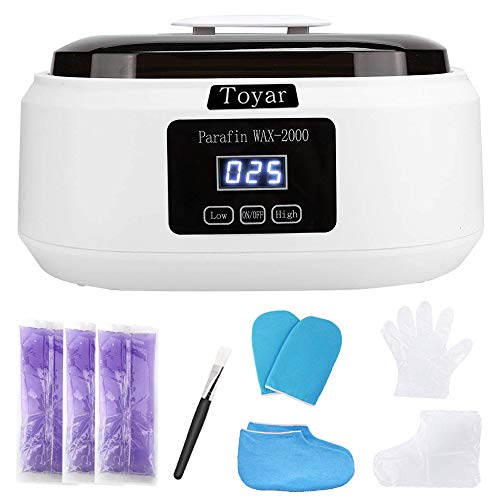 (60% OFF) Paraffin 🖐 Wax Machine – Pink & White Only $21.60 – Coupon Code