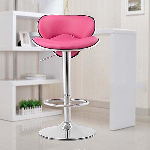 DEO-tafel Europese creatieve bar omhoog en omlaag bank stoel stoel eenvoudige rotatie voor het aanrecht hoge kruk Europese creatieve terug hoge kruk (kleur optioneel) duurzaam