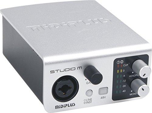 midiplus Studio M USB Audio Interface