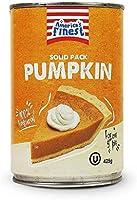 America's Finest, Pumpkin Puree - 100% Pure Pumpkin - 425g Tin, Pack of 3