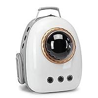 Space Meow Cat Bag Go Out Portable Winter Cat Backpack Pet Bag Dog Carry Warm Cabin Shoulders Cat School Bag