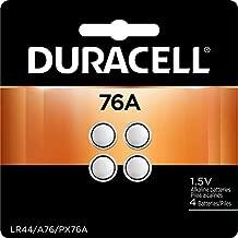 Duracell - 76A Alkaline Battery - 4 Count