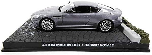 James Bond Aston Martin Dbs 007 Casino Royale 1 43 Ky02 Amazon De Spielzeug