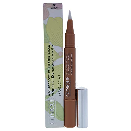 Clinique Airbrush Concealer  02 Medium, 1.5 ml