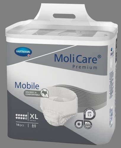 Hartmann MoliCare® Premium Mobile 10 Tropfen Gr. XL (4x14 Stk.)