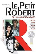 Dictionnaire Le Petit Robert 2016 - Édition BIMÉDIA