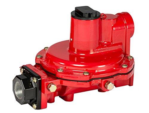 Emerson-Fisher LP-Gas Equipment R622H-DGJ 1st Stage Regulator, 8-12 psig Spring, 3/4' x 3/4' NPT