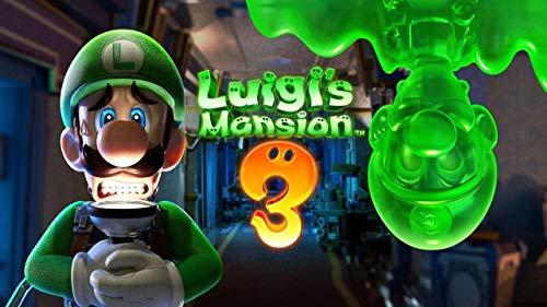 Luigi's Mansion 3 - Nintendo Switch [Digital Code]