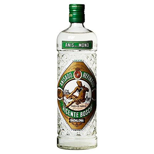 Anis Del Mono Seco - 1 botella de 70 cl