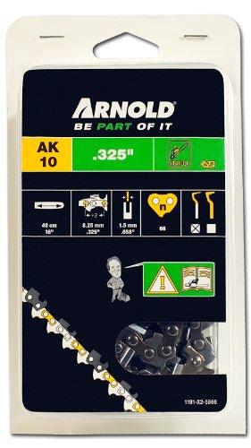 Arnold Sägekette .325 Zoll, 1.5 mm, 66 Treibglieder, 40 cm Schwert 1191-X2-5866