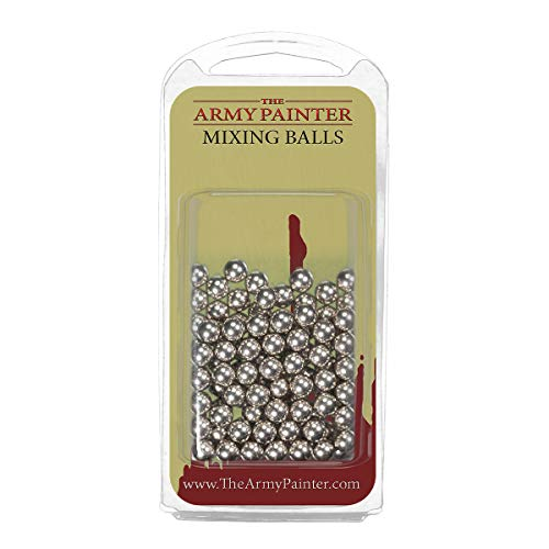The Army Painter Paint Mixing Balls - Rust-proof...