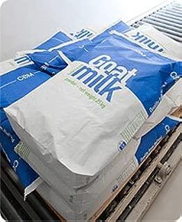【オランダ産オーガニックヤギミルク業務用パウダー原料(25kg) 】 ヨーロッパ最大のヤギミルク専門メーカー産。山羊ミルクの中でも比類なき上質さ!高レベル栄養素で吸収力抜群!安心のヨーロッパ産。 100%天然・無添加 ハイクオリティ粉末山羊ミルク 犬・猫・小動物等ペット全般に 人間用に生産された 山羊乳パウダー