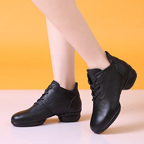 Wuyulunbi@ zapatos de baile zapatos con fondo blando zapatos