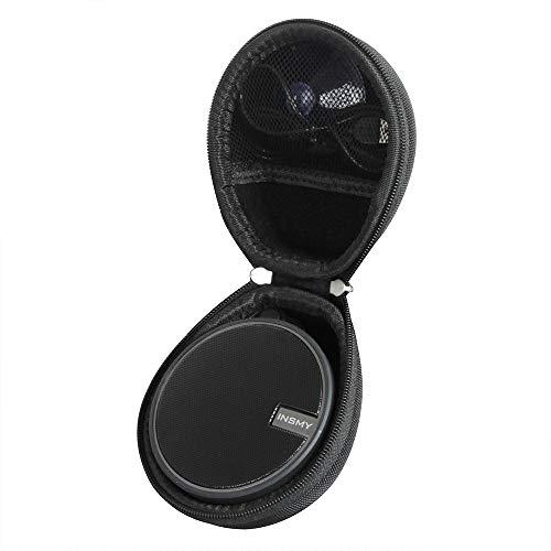 Hermitshell Hard Travel Case for INSMY C12 IPX7 Waterproof Shower Bluetooth Speaker