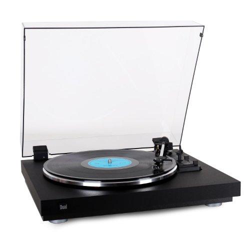 Dual 205179 CS 440 Vollautomatischer Plattenspieler
