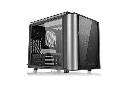 Thermaltake Level 20 VT/Caso PC/Nero/Vetro Temperato