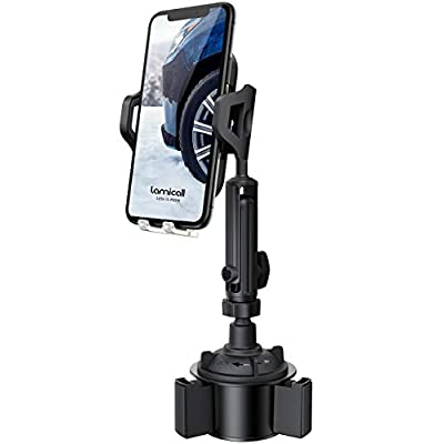 Car Cup Holder Phone Mount - Cell Phone Cuphold...