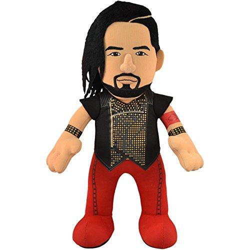 "Bleacher Creatures WWE Shinsuke Nakamura 10"" Plush Figure- A Wrestling Superstar for Play or Display"