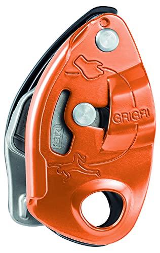Petzl Grigri, Unisex adulto, PET_10076-PET_10076::RED:, rojo, talla única ✅