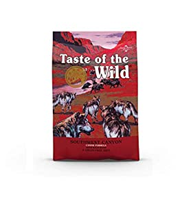 Taste Of The Wild pienso para perros con Jabali 12,2 kg Southwest canyon