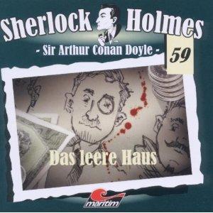 Sherlock Holmes 59 : Das leere Haus, 1 Audio-CD