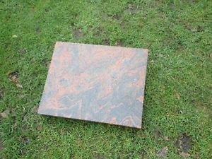 Grabstein mit gewünschter vertiefter Inschrift , Liegestein, Friedhof, Denkmal 40 x 30 x 3 cm dick